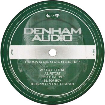 "Denham Audio: Transcendence [12""]"