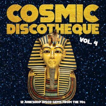variés: Cosmic Discotheque Vol. 4 [LP]