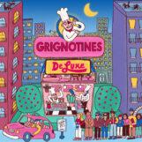 FouKi: Grignotines de Luxe [LP, vinyle rose 180g]