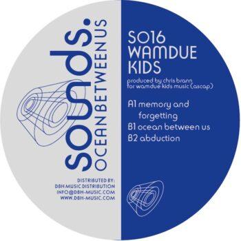 """Wamdue Kids: Ocean Between Us [12""""]"""