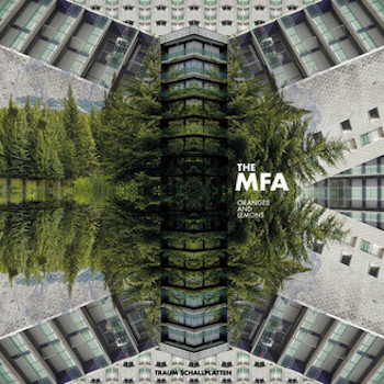 """MFA, The: Oranges And Lemons — incl. remix par Extrawelt [12""""]"""