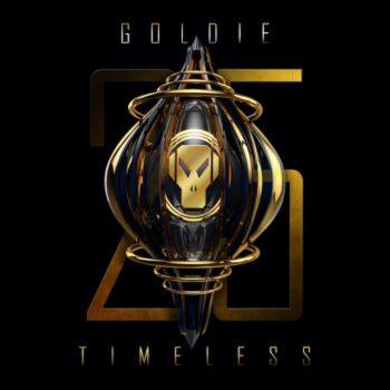 Goldie: Timeless — édition 25e anniversaire [3xLP]