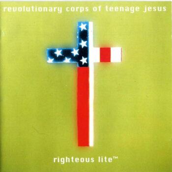 Vega & Revolutionary Corps of Teenage Jesus, Alan: Righteous Lite [LP]