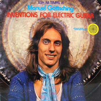 Göttsching, Manuel: Inventions For Electric Guitar [LP 180g]