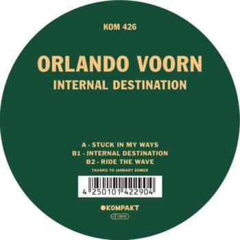 """Voorn, Orlando: Internal Destination [12""""]"""
