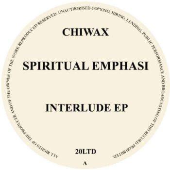 """Spiritual Emphasi: Interlude EP [12""""]"""