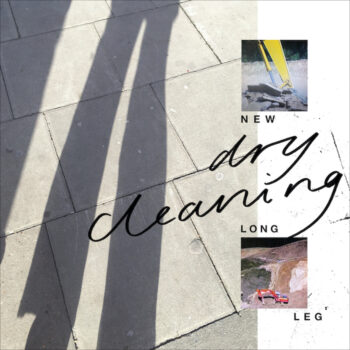 Dry Cleaning: New Long Leg [LP, vinyle jaune]