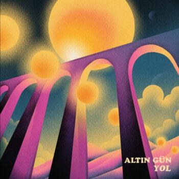 Altin Gün: Yol [LP, vinyle coloré]