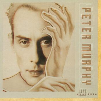 Murphy, Peter: Love Hysteria [LP, vinyle indigo]