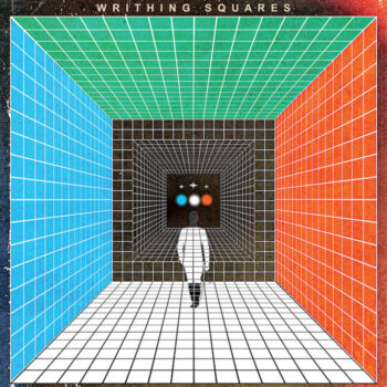 Writhing Squares: Chart For The Solution [2xLP, vinyle coloré]
