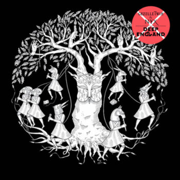 Gazelle Twin & NYX: Deep England [LP, vinyle rouge]