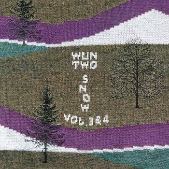 Wun Two: Snow Vol. 3 & Vol. 4 [LP, vinyle blanc]