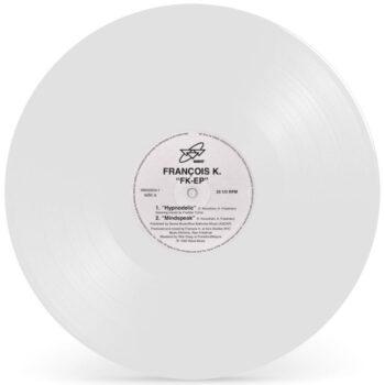 "François K: FK-EP [12"", vinyle blanc]"