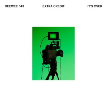 """Extra Credit: It's Over / Drive Me [12"""" 140g]"""