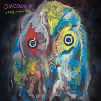 Dinosaur Jr.: Sweep It Into Space [LP, vinyle coloré]
