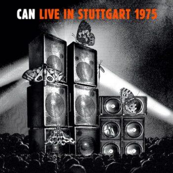 Can: Live In Stuttgart 1975 [3xLP, vinyle orange]