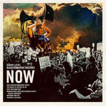 Locks & Black Monument Ensemble, Damon: NOW [LP, vinyle coloré]
