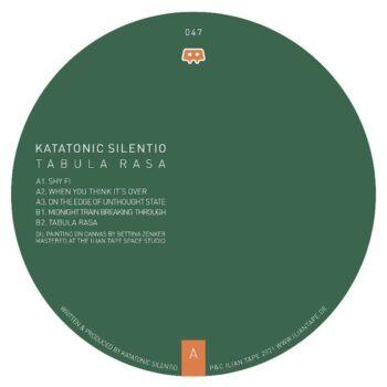"Katatonic Silentio: Tabula Rasa [12""]"