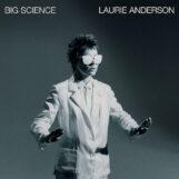 Anderson, Laurie: Big Science [LP, vinyle rouge]