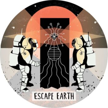 "Escape Earth: Monolith On Mars EP [12""]"