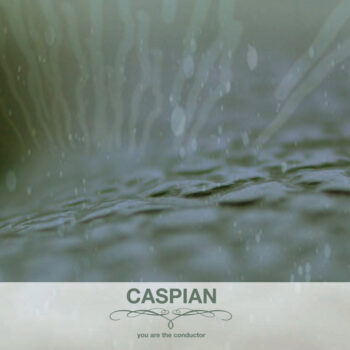 Caspian: You Are The Conductor [LP, vinyle vert]