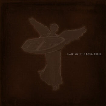 Caspian: The Four Trees [2xLP, vinyle rose]