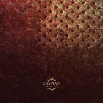 Caspian: Tertia [2xLP, vinyle jaune]