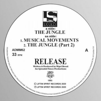 """Release: The Jungle / Musical Movements [12""""]"""