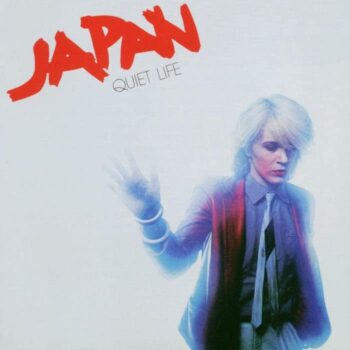 Japan: Quiet Life — repiquage 'half-speed' [LP, vinyle rouge]