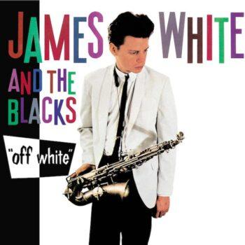 James White & The Blacks: Off White [LP, vinyle blanc]