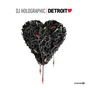 variés; DJ Holographic: Detroit Love Vol. 5 [CD]