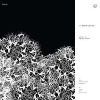Olsen, Michael Peter: Yearning Flow [LP, vinyle clair & blanc]