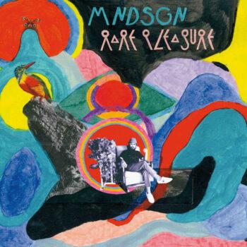 Mndsgn: Rare Pleasure [LP, vinyle jaune]