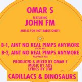 """Omar S: Music For Hot Babes Only! [12""""]"""