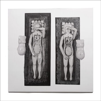 Magaletti & Marlene Ribeiro, Valentina: Due Matte [LP, vinyle coloré]