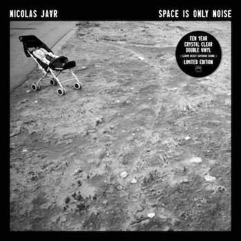 Jaar, Nicolas: Space Is Only Noise — édition 10e anniversaire [2xLP, vinyle clair]