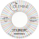 """Monophonics: It's Only Us / Get the Gold [7"""", vinyle coloré]"""