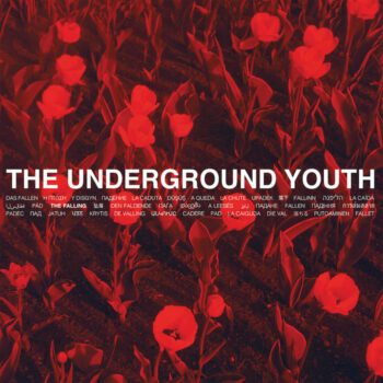 Underground Youth: The Falling [LP, vinyle rouge clair 180g]