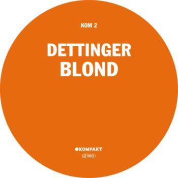 """Dettinger: Blond [12""""]"""