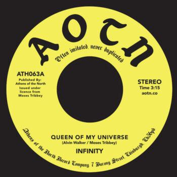 """Infinity: Queen Of My Universe [7""""]"""