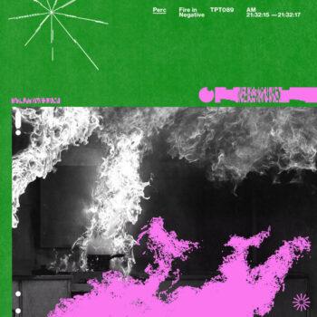 """Perc: Fire In Negative [12""""]"""