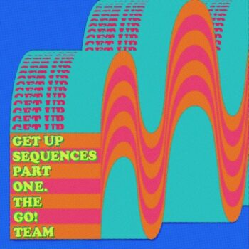 Go! Team, The: Get Up Sequences Part One [LP, vinyle turquoise]