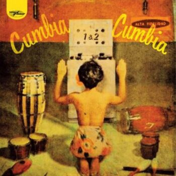 variés: Cumbia Cumbia 1 & 2 [2xLP, vinyle rouge, vinyle bleu]