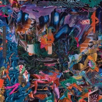 black midi: Cavalcade [LP, 'picture disc']