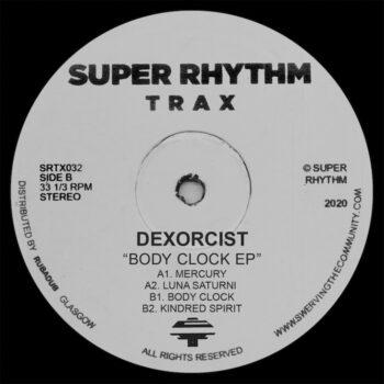 "Dexorcist: Body Clock EP [12""]"