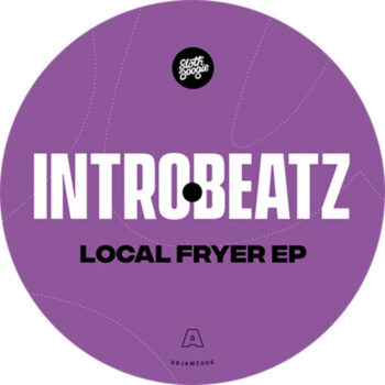 "Intr0beatz: Local Fryer EP — incl. remix par ScruScru [12""]"