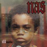 Nas: Illmatic [LP, vinyle clair]