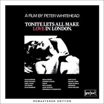 variés: Tonite Let's All Make Love in London [LP, vinyle rose]