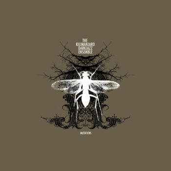 Kilimanjaro Darkjazz Ensemble, The: Mutations [LP, vinyle vert]