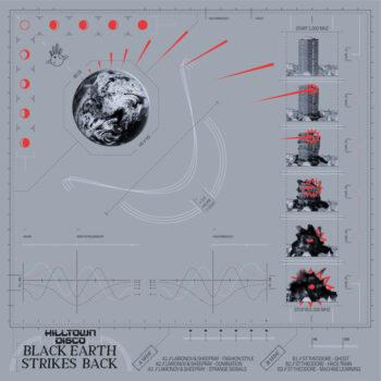 """Larionov & Sheepray / St. Theodore: Black Earth Strikes Back [12""""]"""